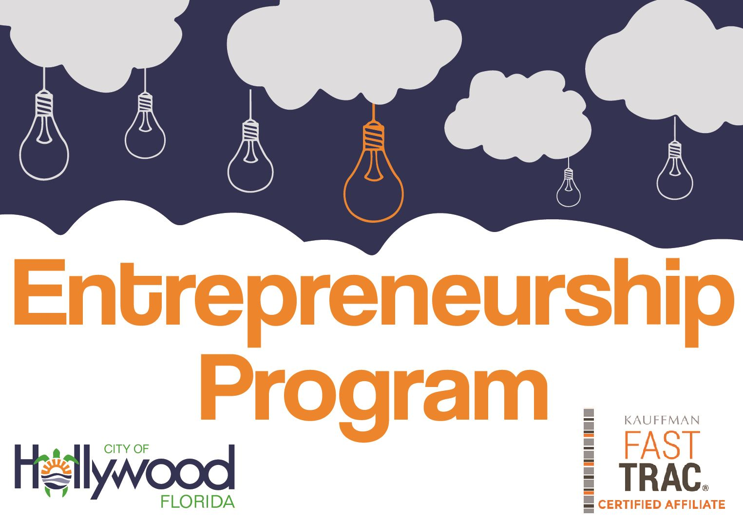 Entrepreneurship Program Web Graphic