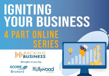 SCORE Igniting Your Business